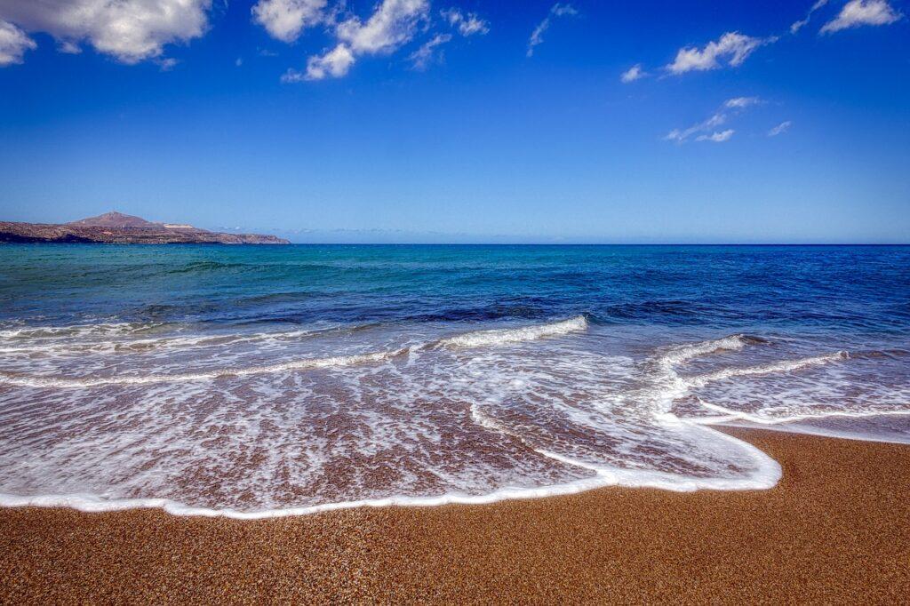 Kreta: Genießen Sie Sommer, Sonne und Strand.