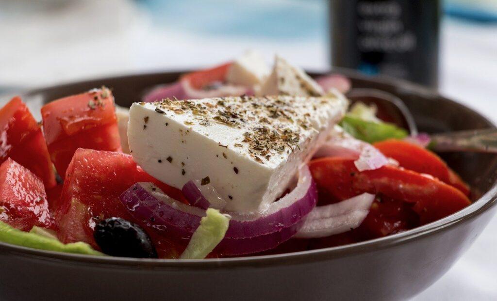 Griechischer Salat - eine mediterrane Delikatesse