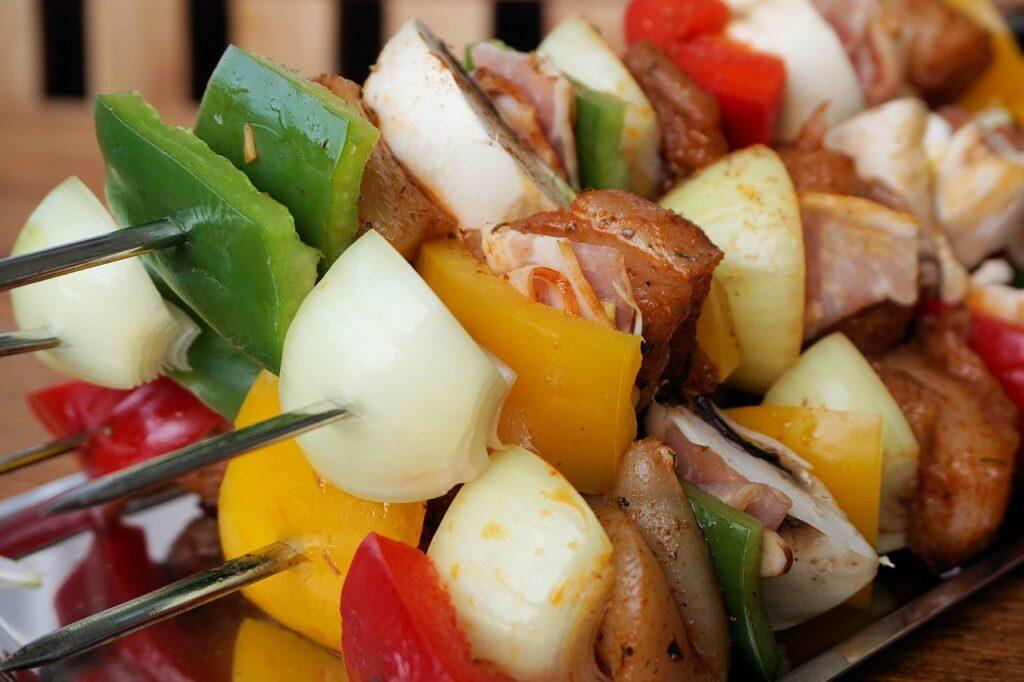 Mediterrane Küche - gut zum Grillen geeignet