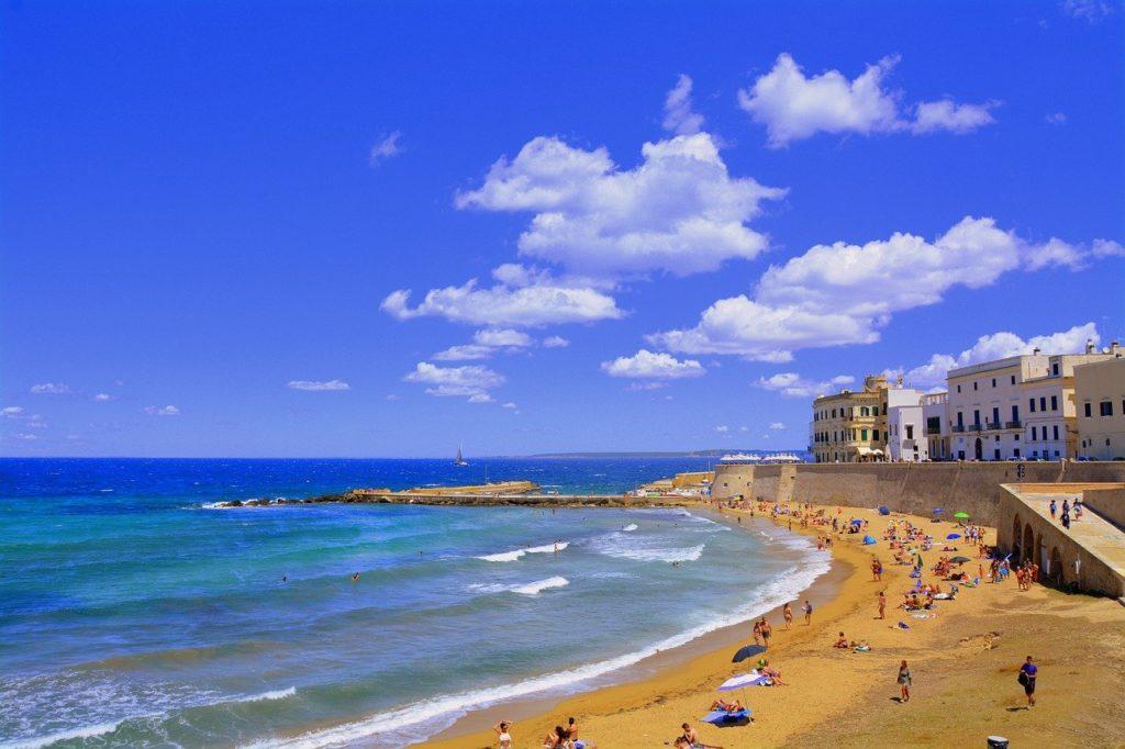 Clever Hotel buchen Gallipoli -Apulien -Foto: Gianni - Crestani- Pixabay