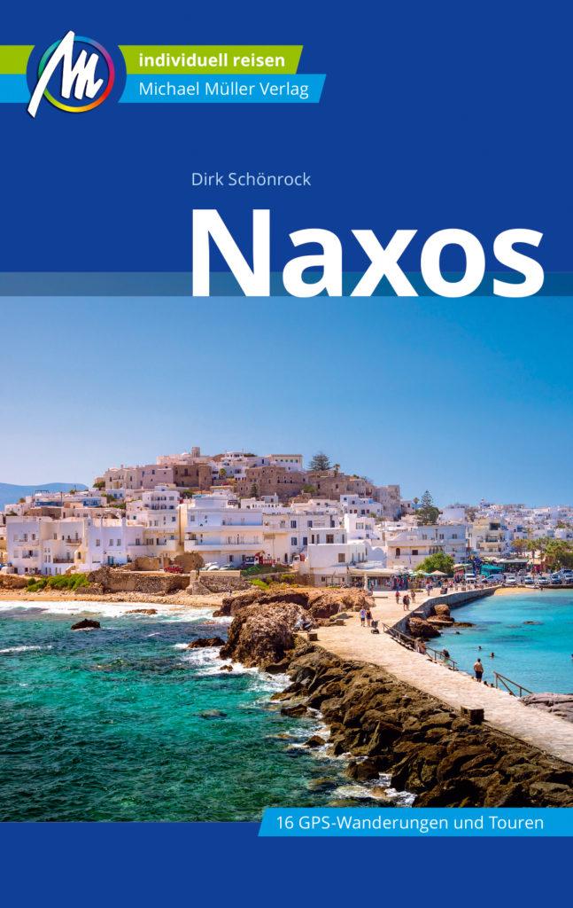 Naxos - Reiseführer aus dedm Michael Müller Verlag