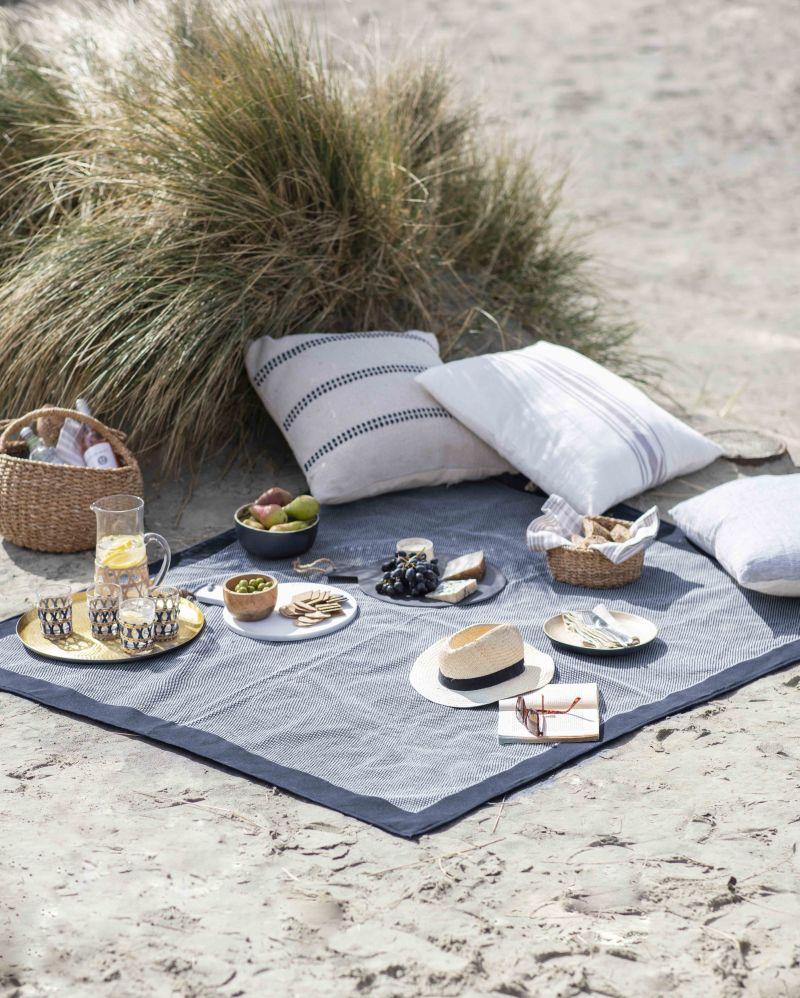 Picknick für 2 am Strand